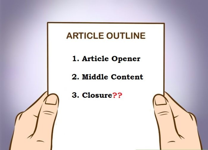 How to Construct an Article to Get 100% Reader Attention!