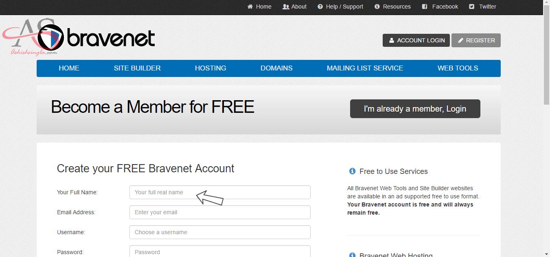 web 2.0 bravenet - 2