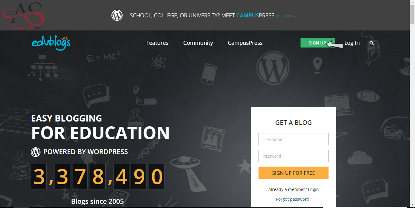 web 2.0 submission edublogs - 1