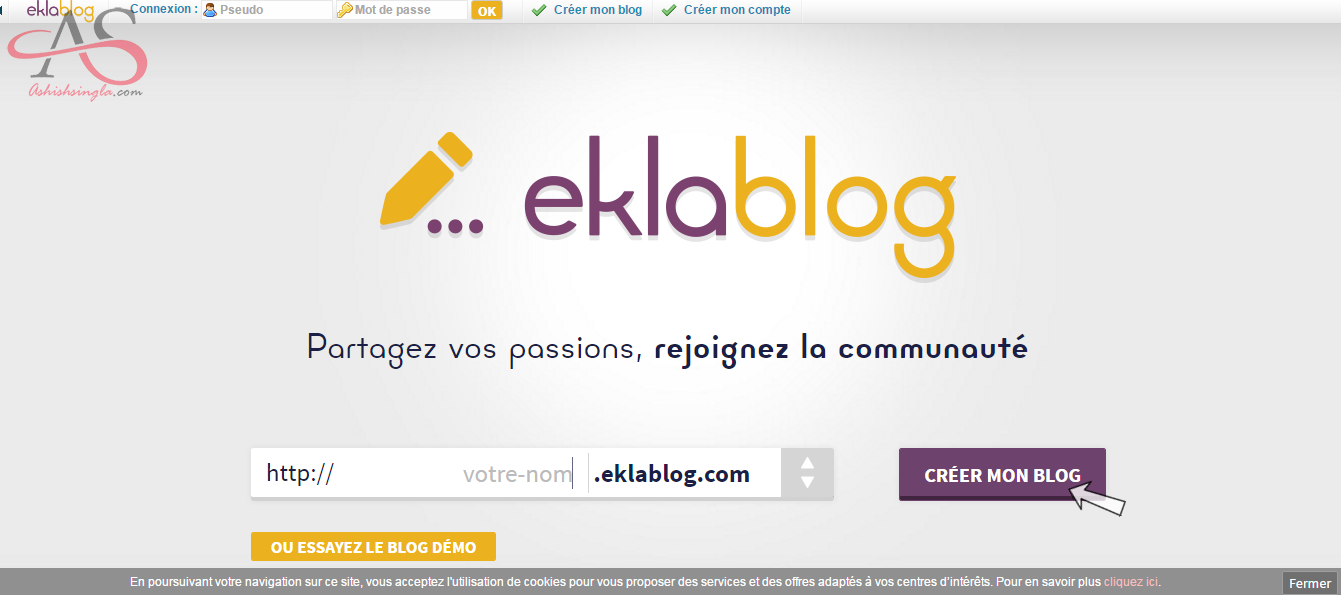 Web 2.0 submission Eklablog - 1