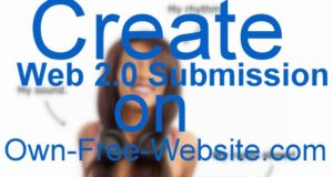 web-2-0-submission-on-own-free-website