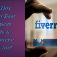 Business Card and Stationary Gigs on Fiverr